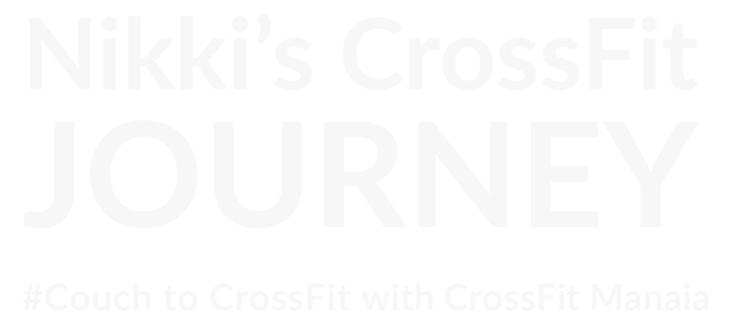 Nikki's CrossFit Journey