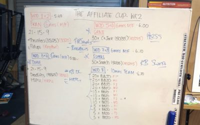 CrossFit Lite | Thursday 1st November